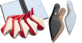 Build-a-shoe: Prada's Latest Project